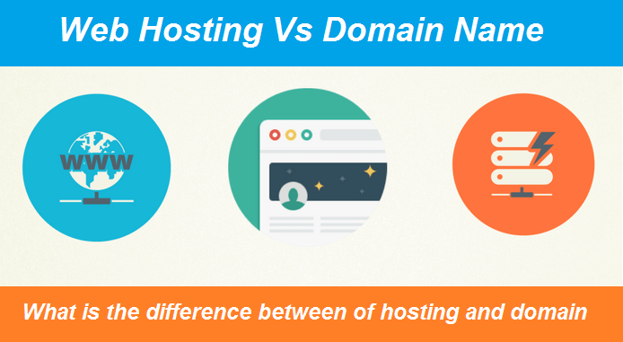 Web Hosting Vs Domain | What is the difference and Definition | Explained