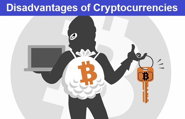 Disadvantages of Cryptocurrencies – The Other Side of Digital Currency