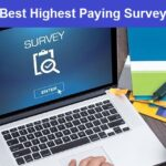 Top 8 Best Highest Paying Survey Sites | Online Paid Survey Websites