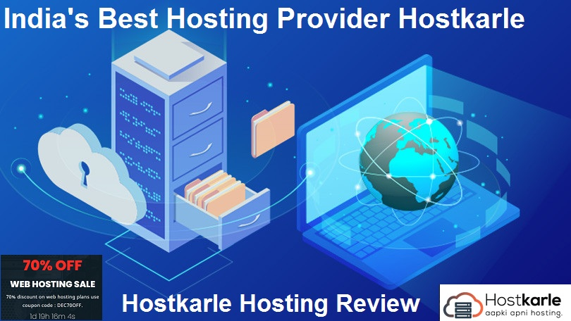Hostkarle Web Hosting Review in Hindi 2021 – Best Cheap Hosting in India